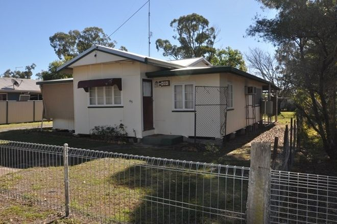Picture of 65 Constance Street, MILES QLD 4415