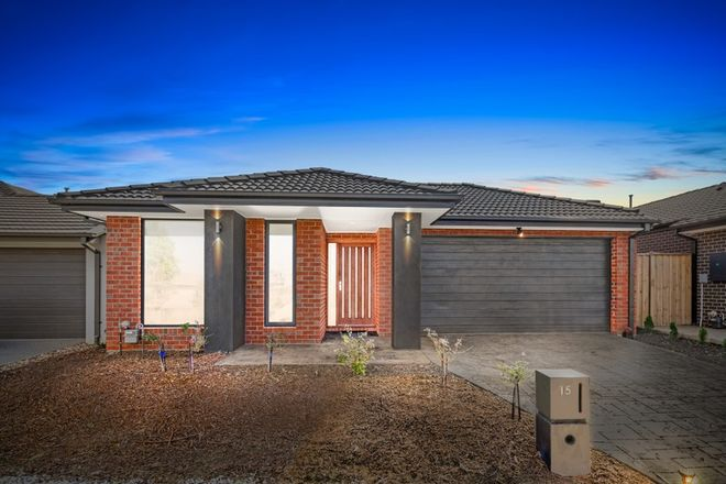 Picture of 15 Golders Crescent, WYNDHAM VALE VIC 3024