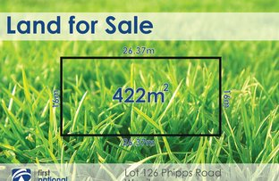 Picture of Lot 126 Phipps Road, Werribee VIC 3030