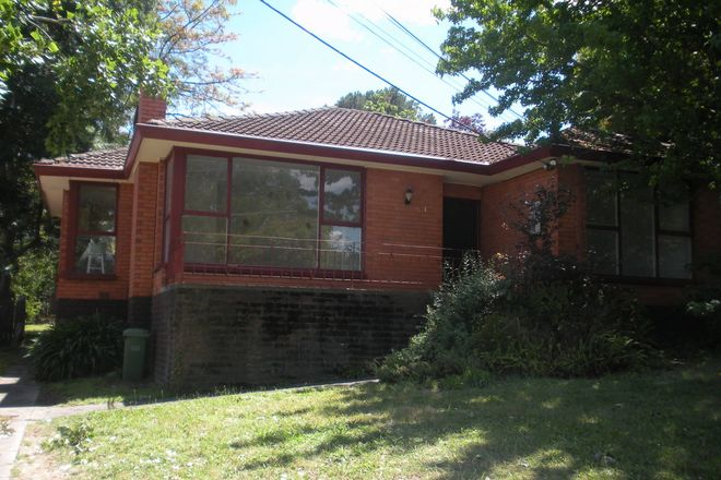 17 Old Gippsland Road, LILYDALE VIC 3140