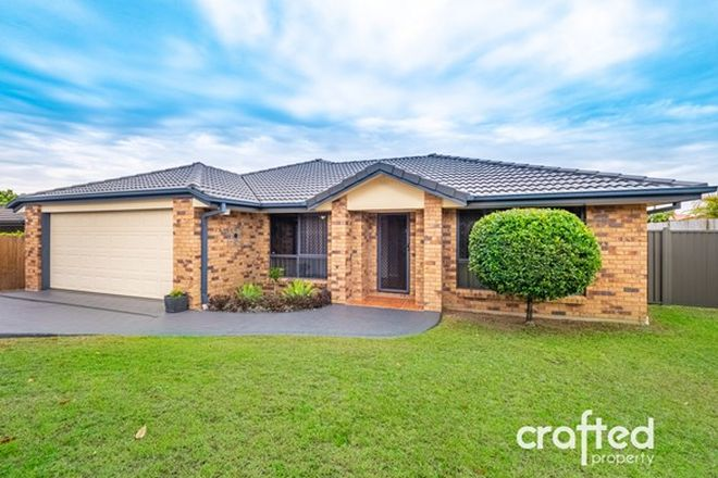 Picture of 3 Vedders Drive, HERITAGE PARK QLD 4118