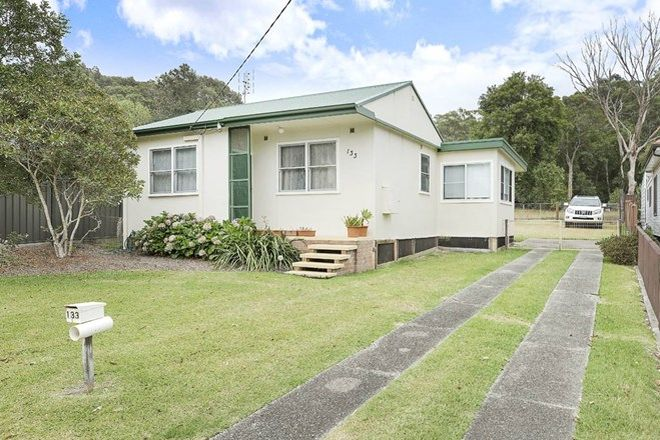 Picture of 133 Kilaben Road, KILABEN BAY NSW 2283