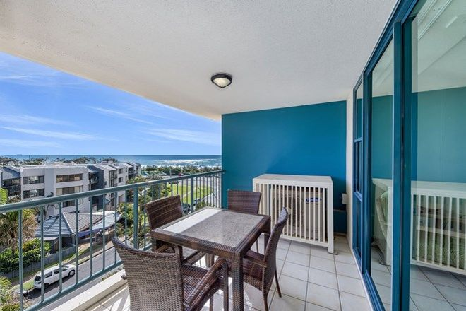 Picture of 502/98 Alexandra Parade, ALEXANDRA HEADLAND QLD 4572