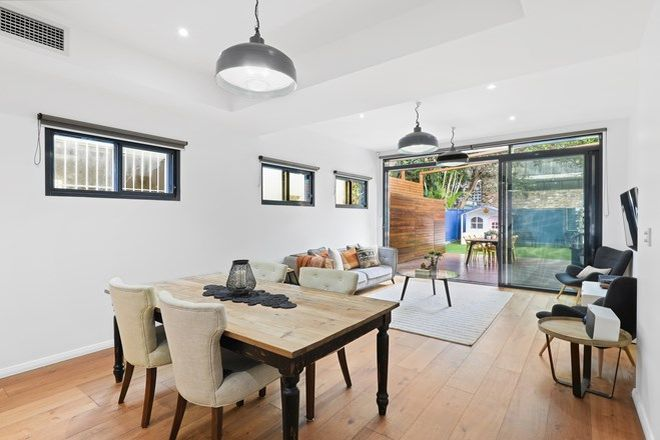 Picture of 43 Philpott Street, MARRICKVILLE NSW 2204
