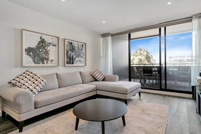Picture of 303/9 Darling Street, SOUTH YARRA VIC 3141