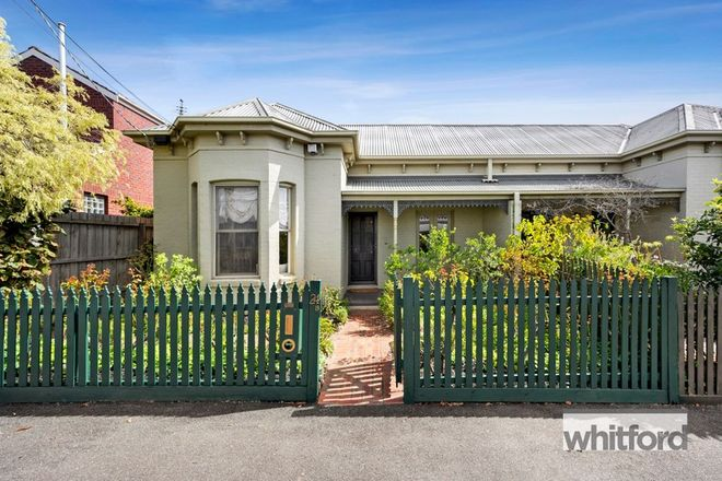 Picture of 24B Cumberland Street, NEWTOWN VIC 3220