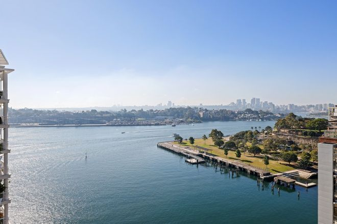 Picture of 1201/42 Refinery Drive, PYRMONT NSW 2009
