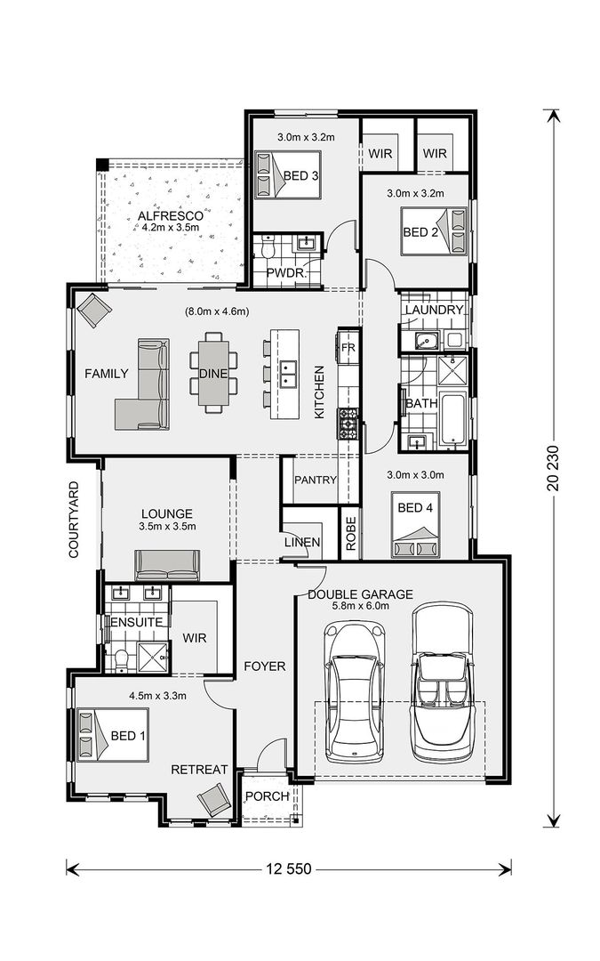 """Lot 129 """"Edge Estate"""" Allan Street, Kyabram VIC 3620, Image 1"""