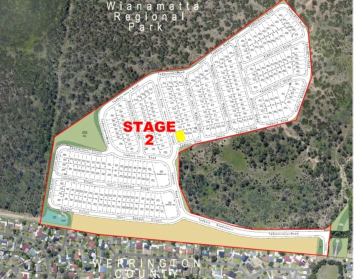 Lot 2144 Tedbury Road, Jordan Springs NSW 2747, Image 0
