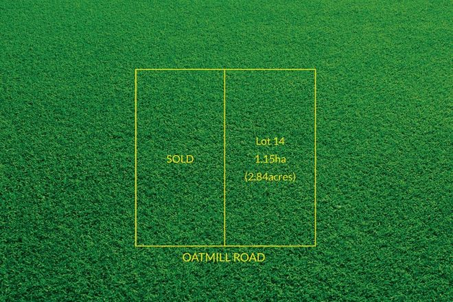 Picture of Lot 14 Oatmill Road, BORDERTOWN SA 5268