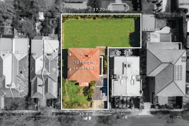 Picture of 10 Hampden Road, ARMADALE VIC 3143