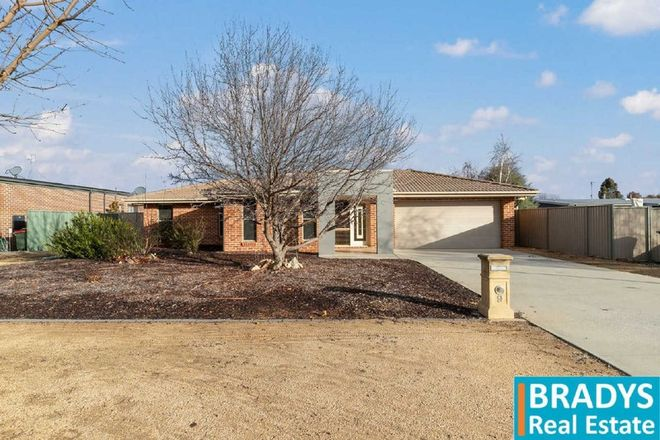 Picture of 9 Shanahan Street, BUNGENDORE NSW 2621