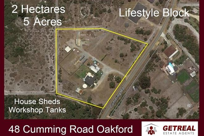 Picture of 48 Cumming Road, OAKFORD WA 6121