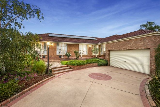 Picture of 38 Heron Court, RINGWOOD NORTH VIC 3134