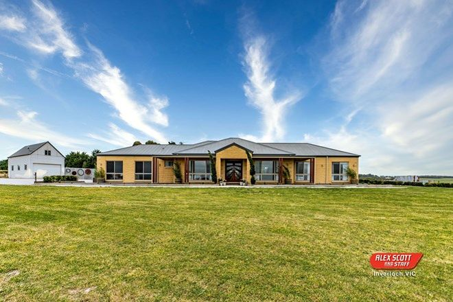 Picture of 125 Stuchberry Road, INVERLOCH VIC 3996