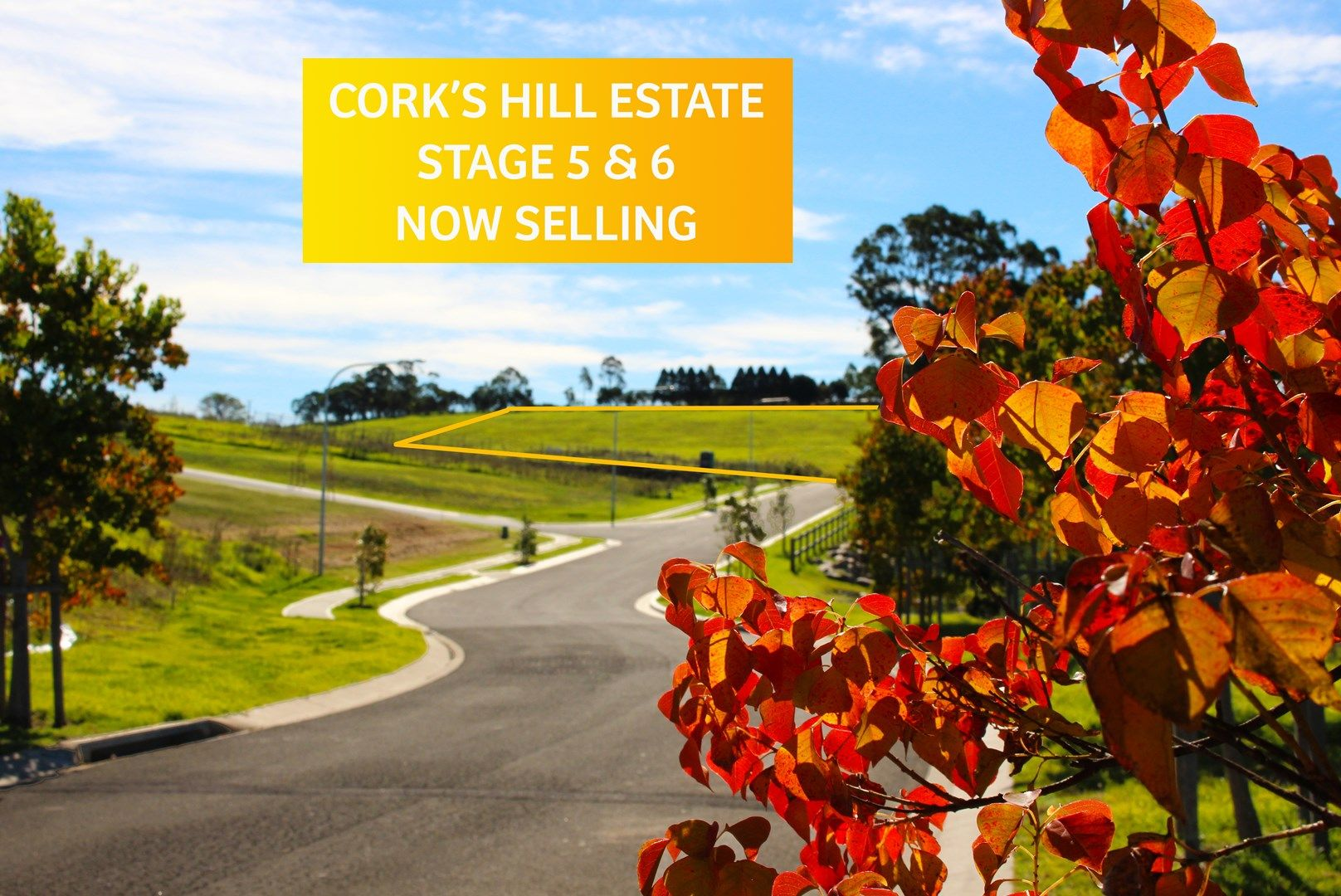 Lots Corks Hill Estate - Stages 5 & 6, Milton NSW 2538, Image 0