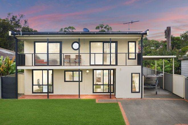 Picture of 41 Warrina Avenue, SUMMERLAND POINT NSW 2259