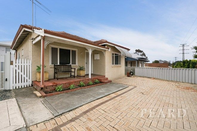 Picture of 45 Oats Street, EAST VICTORIA PARK WA 6101