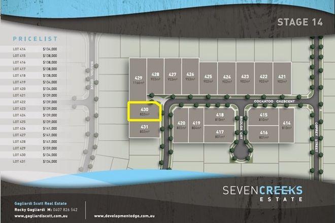 Picture of Lot/430 Cockatoo Crescent, KIALLA VIC 3631