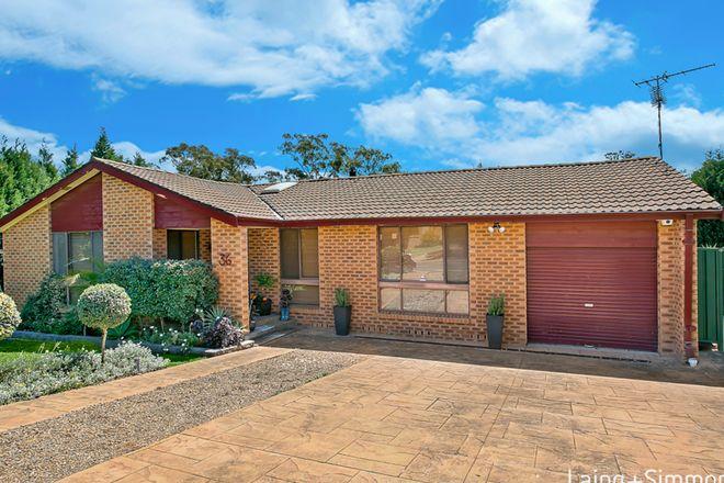 36 Donohue Street, KINGS PARK NSW 2148