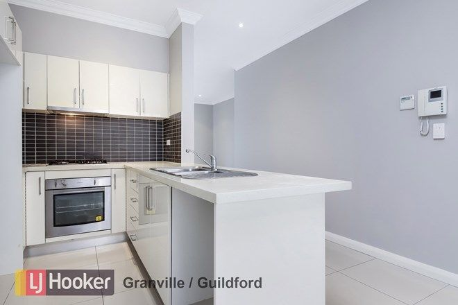 Picture of 4/26 Rowley Road, GUILDFORD NSW 2161