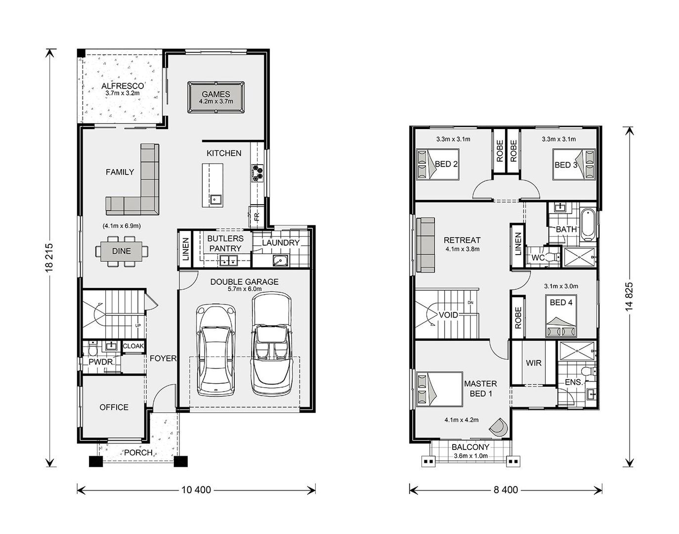 Lot 1021 Honeyeater Street, Upper Kedron QLD 4055, Image 1