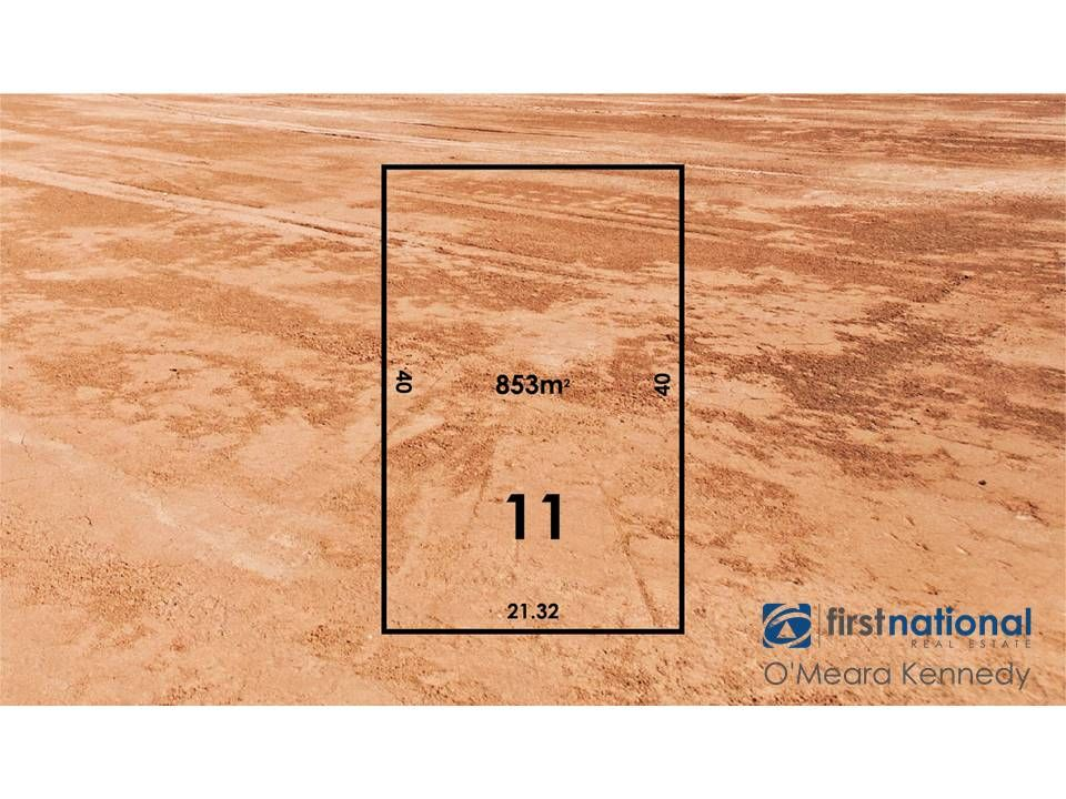Lot 11 Thomas Street, Yarrawonga VIC 3730, Image 0