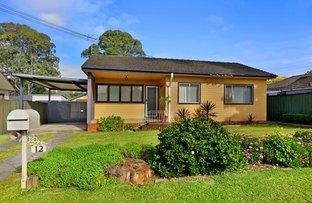 Picture of 12 Portia Road, Toongabbie NSW 2146