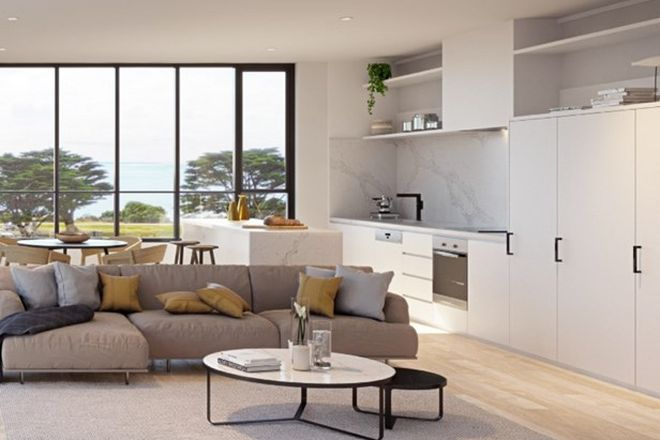 Picture of APARTMENT 1.01 / 1 Zeally Bay Road, TORQUAY VIC 3228