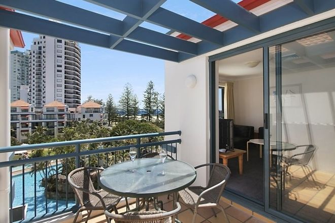 Picture of 459/99 Griffith Street, COOLANGATTA QLD 4225