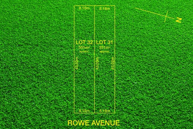 Picture of Lots 1& 2/65 Rowe Avenue, NORTHFIELD SA 5085