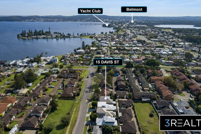 Picture of 15 Davis Street, MARKS POINT NSW 2280