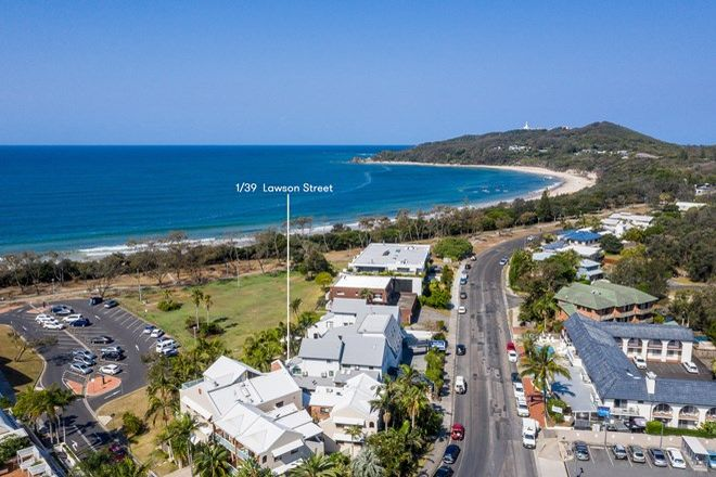 Picture of 1/39 Lawson Street, BYRON BAY NSW 2481