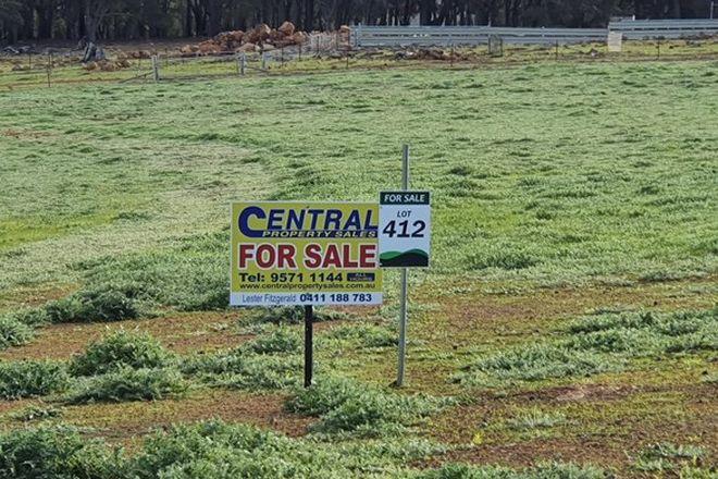 Picture of Lot 412, Liberte Crescent, BASKERVILLE WA 6056