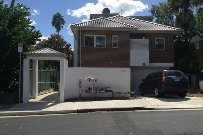 Picture of 17/23 Ada Street, CONCORD NSW 2137