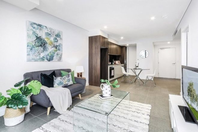 Picture of 4/2-8 Burwood Road, BURWOOD NSW 2134