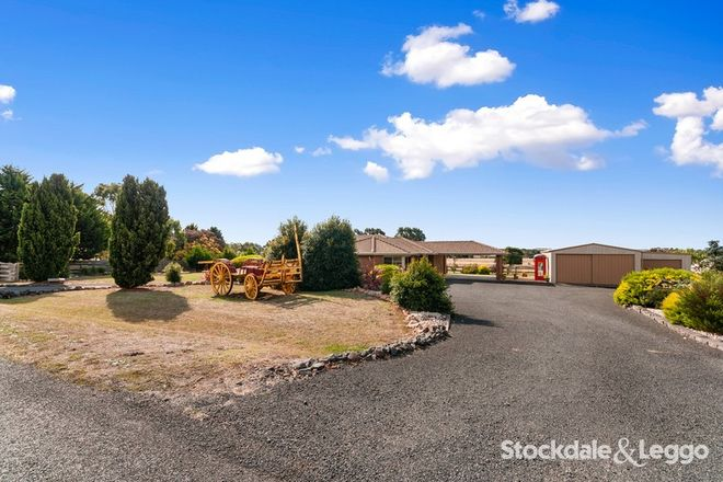 Picture of 21 Boyd Court, ROSEDALE VIC 3847