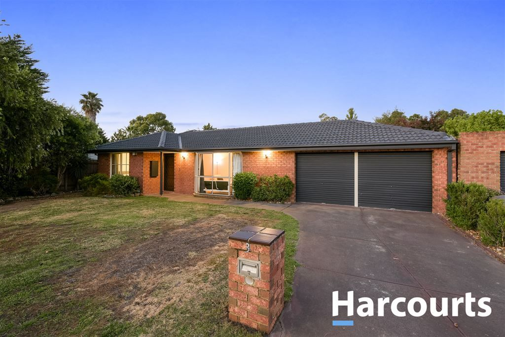 3 Lobelia Court, Cranbourne North VIC 3977, Image 0