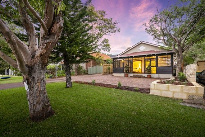Picture of 41 Weld Street, NEDLANDS WA 6009