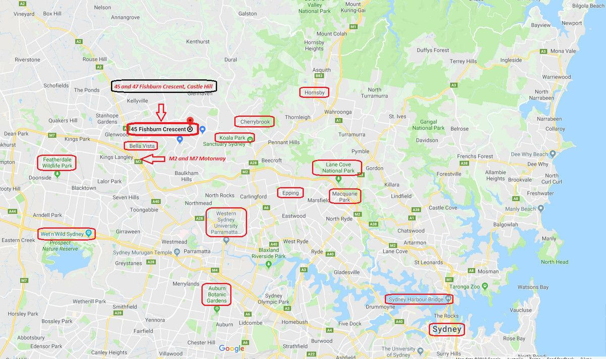 45-47 Fishburn Crescent, Castle Hill NSW 2154, Image 2