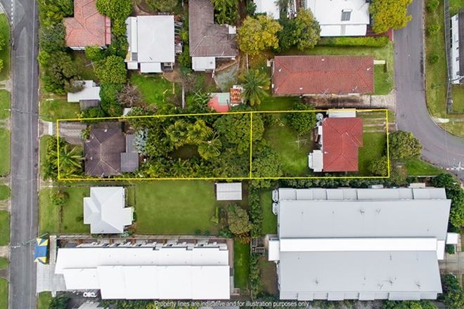 Picture of 40 Halcomb Street & 39 Rowell Street, ZILLMERE QLD 4034