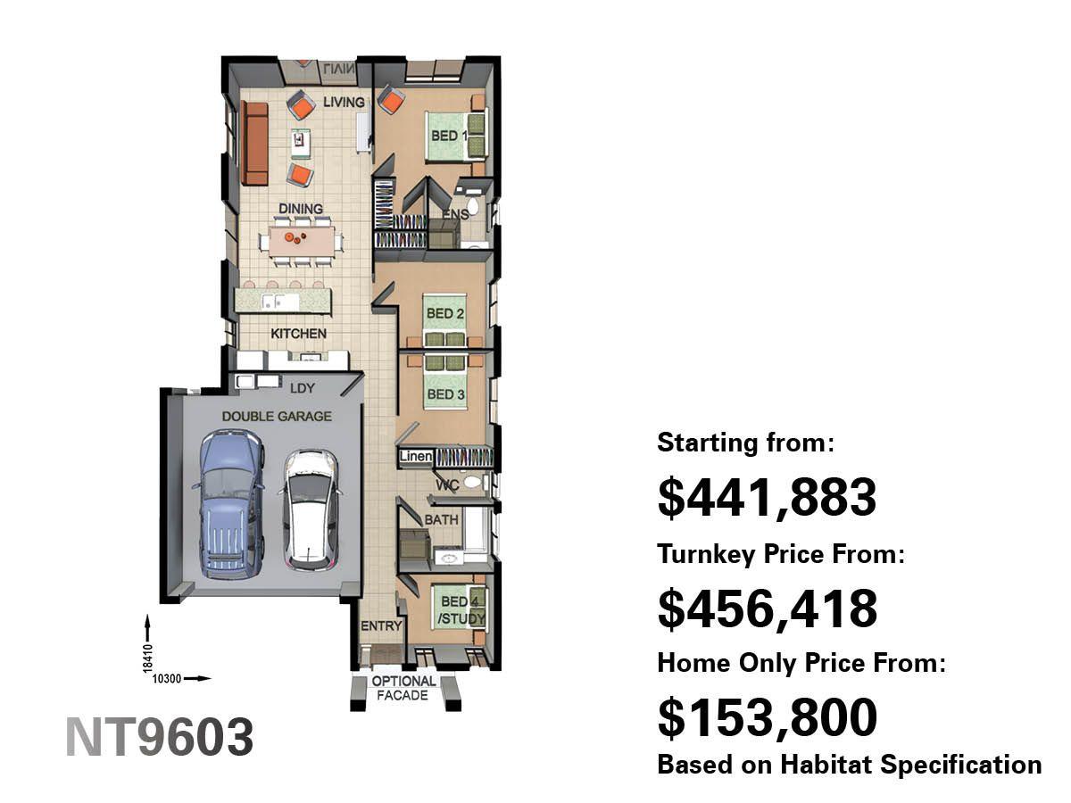 Lot 374 Telopea Way, Kalina Estate, Springfield QLD 4300, Image 1