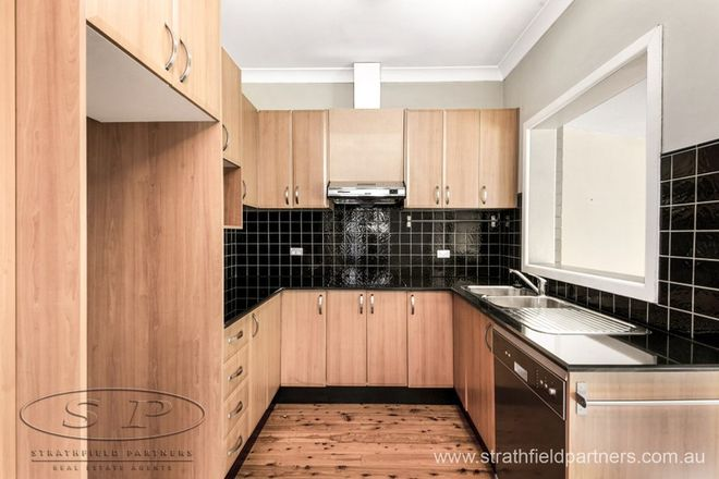 Picture of 19 Warsaw Street, NORTH STRATHFIELD NSW 2137