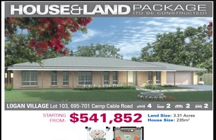 Picture of 701/695 Camp Cable Road, Logan Village QLD 4207