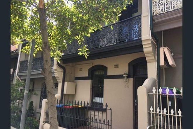 Picture of 10 Leswell Street, BONDI JUNCTION NSW 2022