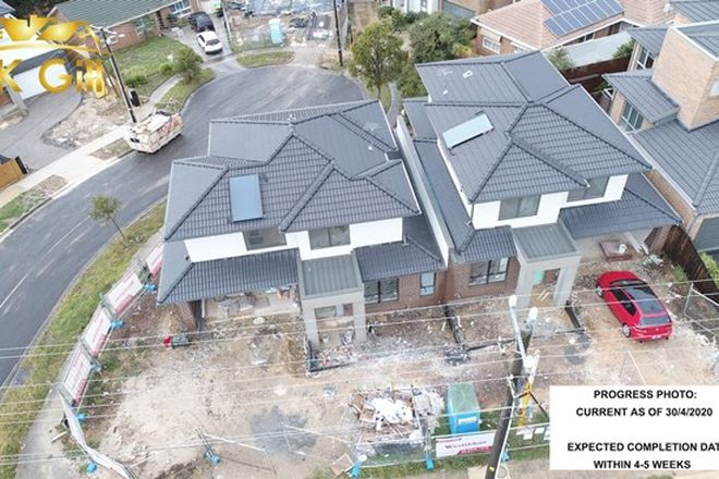 Picture of 1&2/98 Bellevue Ave, DONCASTER EAST VIC 3109