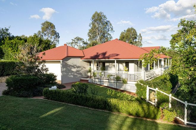 Picture of 24 Triandra Place, PULLENVALE QLD 4069