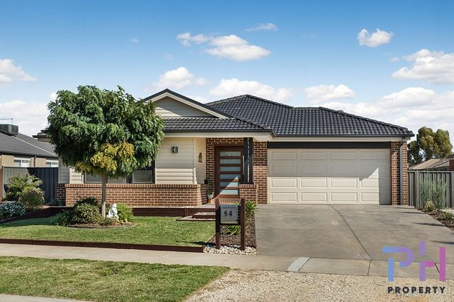 Picture of 64 Yellowgum Drive, EPSOM VIC 3551