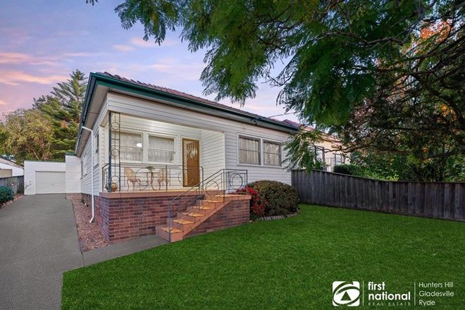 Picture of 24 Bright Street, RYDE NSW 2112
