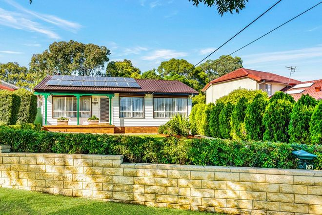 Picture of 73 Canal Road, GREYSTANES NSW 2145